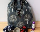Glitter Fidget Cube - Calming Kit - Meditation Beads - Worry Stone - Anxiety Rings - Massaging Needle Balls - Aromatherapy Inhaler