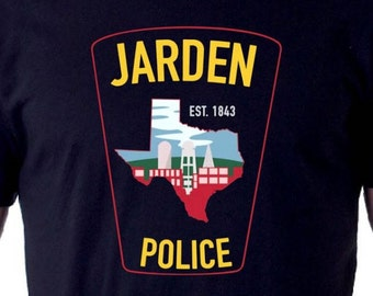 Jarden Police Shirt The Leftovers Shirt