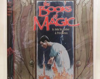 Sacrifices: The Books of Magic. DC Vertigo No. 6 Comic (Oct.. 1994)