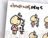 Tinta | Be THANKFUL | Planner Stickers (TA64)