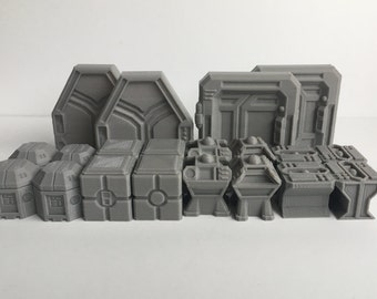 Star Wars Imperial Assault Tokens – Basic Set