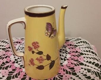Phildelphia Caldwell Ceramic Teapot