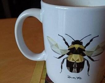A Humble Bumble Mug