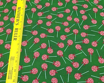 A Gingerbread Christmas Cotton Fabric