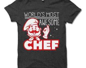 Chef Shirt. Fun Chef Gifts.