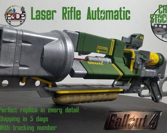 Laser Rifle Automatic Fallout 4 Replica