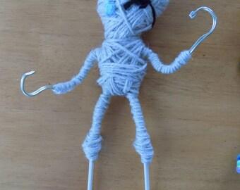 Yarn Doll Pirate