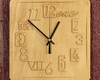 """Clock """"Relief Hours"""""""