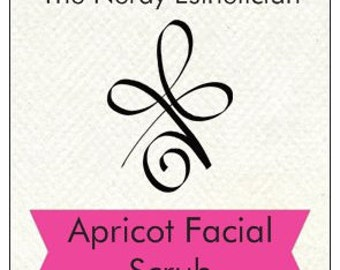 AHA Apricot Exfoliating Facial Polish