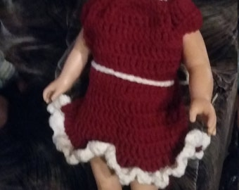 "18"" Marion Doll Dress"