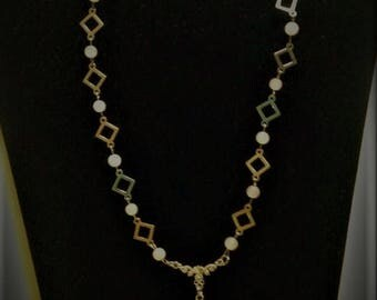 Necklace frame you