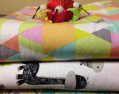 Draggy Blanket, Stroller Blanket         Ready-to-ship