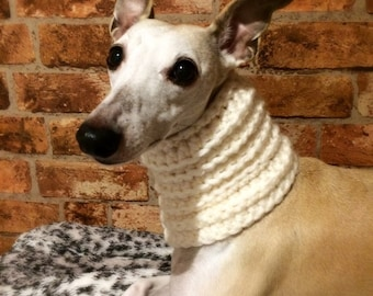 Dog / Whippet Snood Neck Warmer