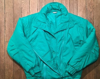 Ski jacket mixed vintage