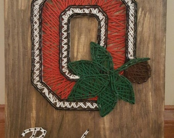 String Art Ohio State