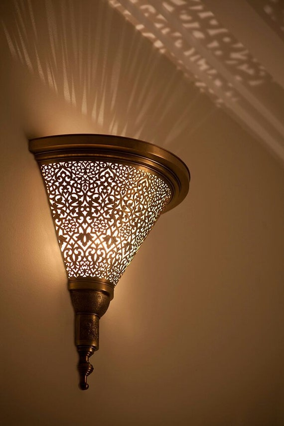 Bathroom Wall Light Sconces : Moroccan sconce indoor wall sconce wall sconce traditional
