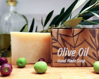 Olive Oil Soap,virgin oil soap,extra virgin olive oil soap,all natural,organic soap,vegan soap,bar soap,unscented soap,gift for all