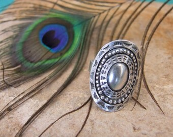 Handmade silver ring 925. Ethnic ring. Silver jewellery. Ethnic jewellery.