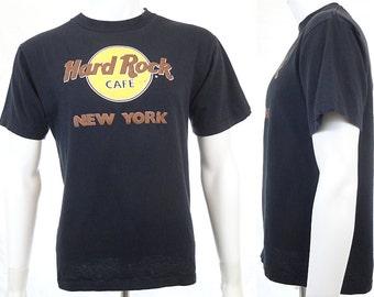 Mid 1980s Hard Rock Cafe New York City Tee Shirt