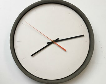 Industrial Wall Clock