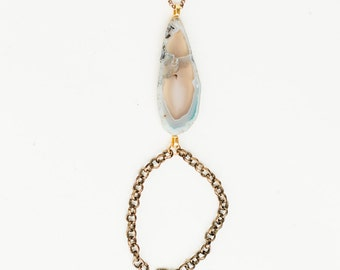 Ocean Agate Handpiece