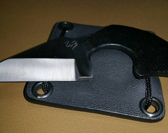 Weapon Retention Knife