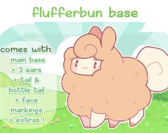 Base: Flufferbun Updated Base