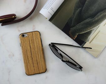 Luxury Real Wood iPhone Case for iPhone 6 6s and 7