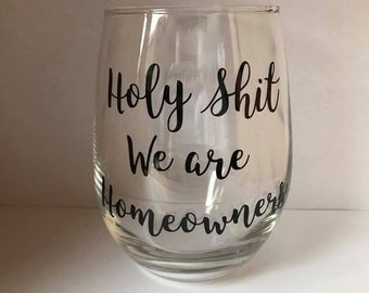 The Real Wine Glass Etsy