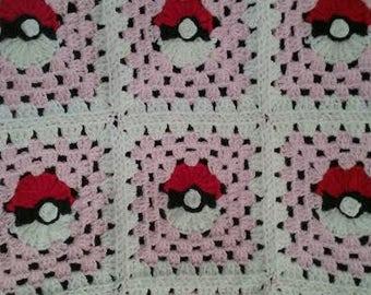 Pokemon Baby Blanket