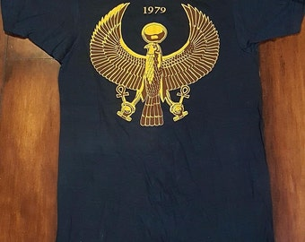 Vintage Earth Wind & Fire Tour Of The World 1979 Tee
