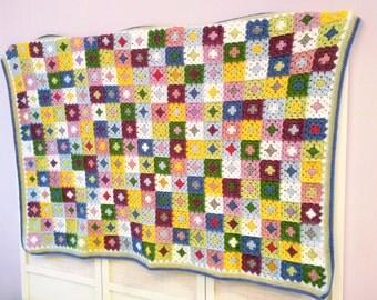 Fisher crochet blanket / Crochet blanket
