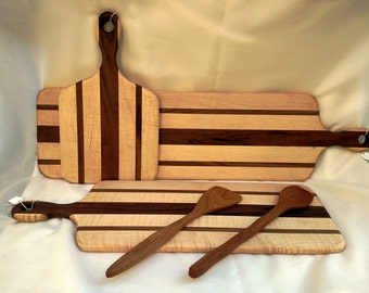 Handcrafted wood cutting boards, serving boards, pastry boards, wedding gifts, special occasions, unique one of a kind gifts