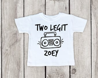 Hipster Clothes For Girls, Two Year old shirt, Two year old birthday shirt, Shirt for a two year old, hipster girl clothes