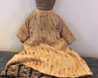 Antique Rag doll