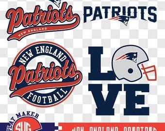 New england patriots svg – Etsy