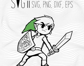 Zelda clip art – Etsy