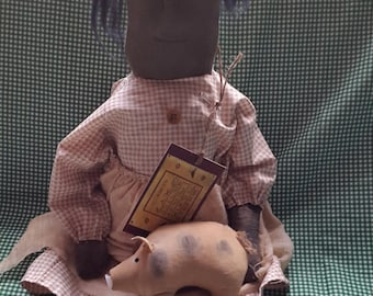 Primitive Doll.UK buyers only.