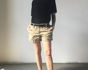 90s Tommy Hilfiger Khaki Shorts