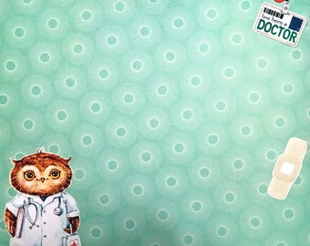 Doctor Owl will see you
