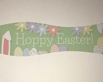 Puzzle Greetings, Puzzle, Easter, Hoppy Easter, Happy Easter, Bunny, Fun, Gift