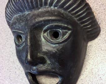 Greek Wall Mask