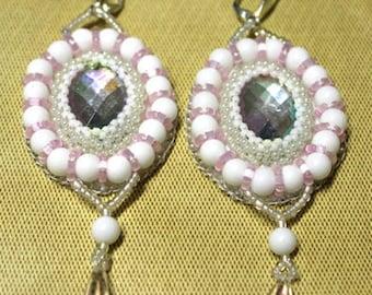 """Earrings """"The Empress"""""""