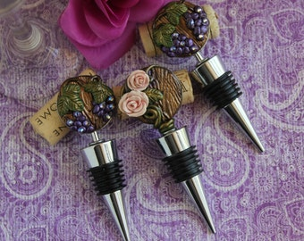Natures Wine Stopper