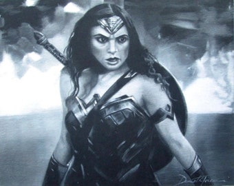 Wonder Woman Art original