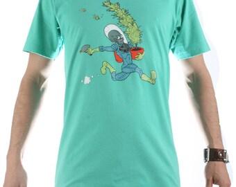 Martian Weed T-shirt