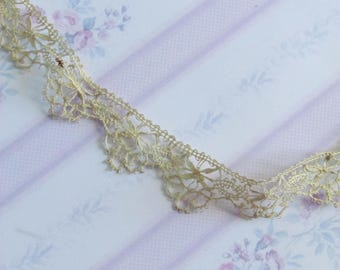Antique lace trim 20mm