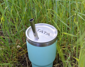Shatter-PROOF Aluminum 30 oz Replacement Lid w/ Straw & O-Ring