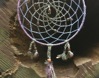 20cm M/L earth-spirit dreamcatcher