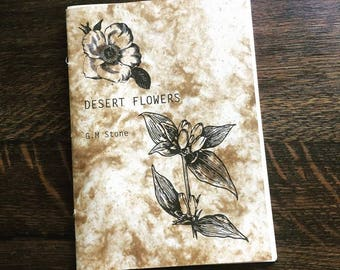 DESERT FLOWERS - Poetry Chapbook